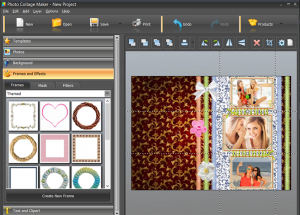 thank you collage software