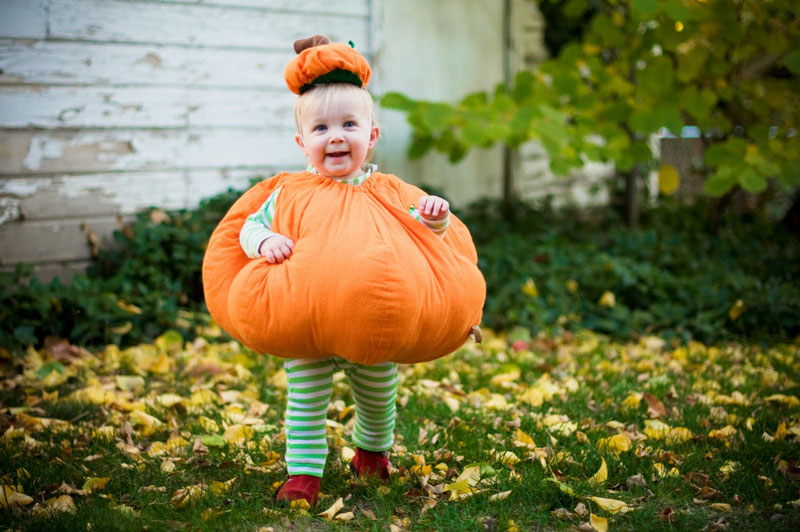 Halloween costume idea for a baby