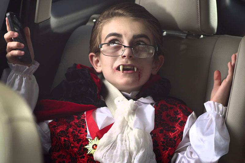 vampire costume idea for halloween
