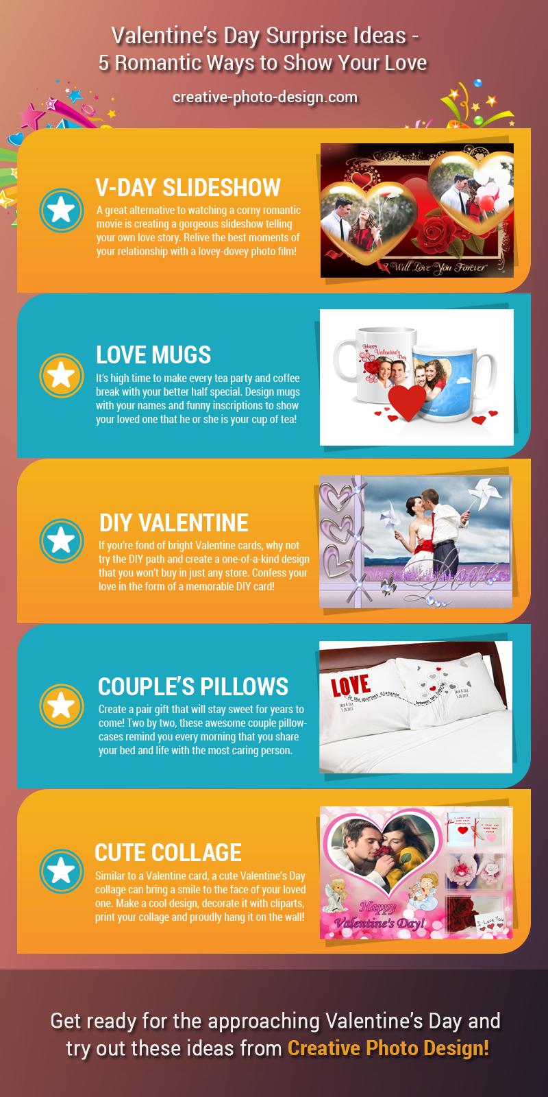 Valentine's Day Surprise Ideas Creative Photo Design Blog