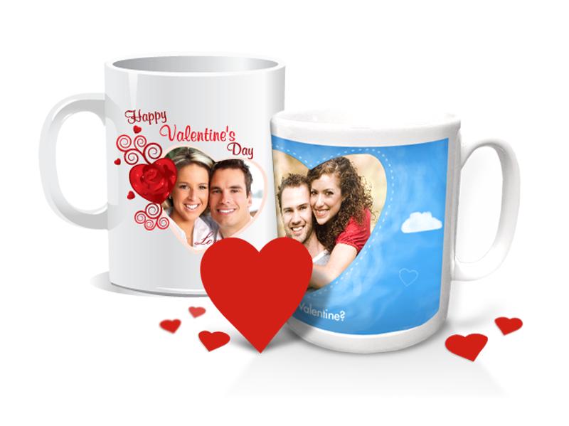 Design of love mugs
