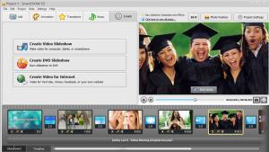 graduation slideshow export