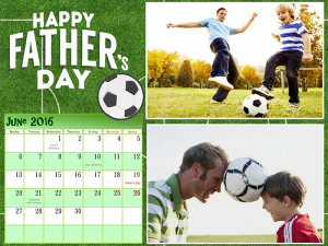 Special planner for Father's Day