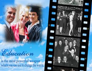 Generation collage