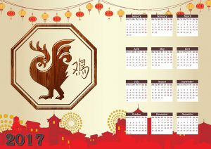 Symbolic calendar
