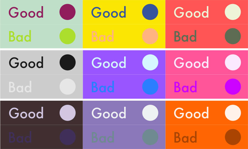 Take A Look At The Natural Color Combinations