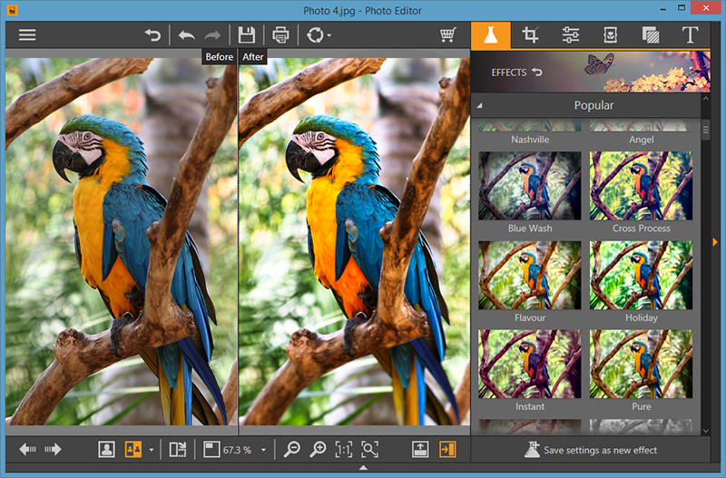 Fotophire software